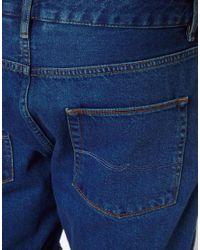 ASOS | Blue Denim Shorts for Men | Lyst