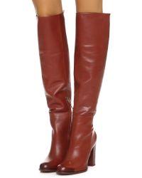 Sam Edelman - Brown Rylan Tall Boots - Lyst