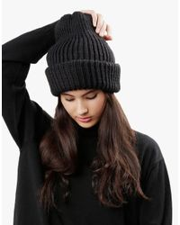 Wool And The Gang   Black The Jam Hat   Lyst