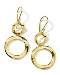 Ippolita | Metallic Mini Snowman Earrings | Lyst