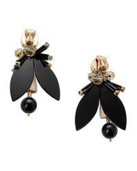 Marni | Black Earrings | Lyst