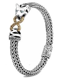 John Hardy | Metallic 'legends' Bracelet | Lyst