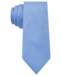 Tommy Hilfiger | Blue Nantucket Pin Dot Slim Tie for Men | Lyst