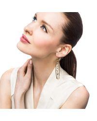 Lulu Frost - Metallic Kinship Pearl Earring - Lyst