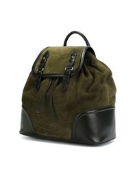 DSquared² - Brown 'ronald' Backpack for Men - Lyst