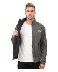 The North Face - Black Canyonwall Jacket for Men - Lyst