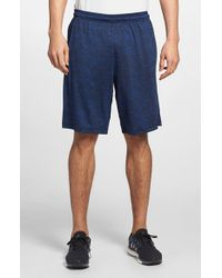 Adidas | Green 'team Issue' Shorts for Men | Lyst