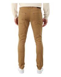 Michael Kors - Natural Skinny Five-pocket Twill for Men - Lyst
