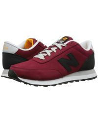 New Balance Red 501 - Snowscape for men