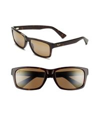 Maui Jim - Metallic 'mcgregor Point - Polarizedplus2' 58mm Sunglasses for Men - Lyst