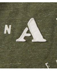 Aéropostale | Green Aero 19-87 Diamond Logo Grapphic T | Lyst