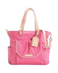 Juicy Couture - Pink Grove Hill Nylon Baby Bag - Lyst