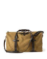 Filson - Brown Medium Duffel Bag - Lyst