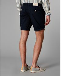 Farah - Blue Vintage Chino Shorts for Men - Lyst