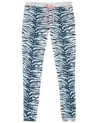 Juicy Couture - Blue Sunkissed Printed Pyjama Trousers - Lyst