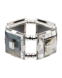 Giorgio Armani | Metallic Bracelet | Lyst