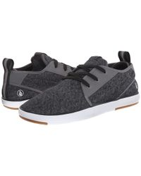 Volcom | Gray Vapor for Men | Lyst