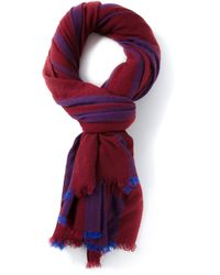 Isabel Marant | Red Very Blanket Scarf | Lyst