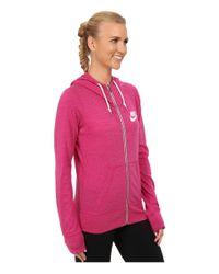 Nike | Purple Gym Vintage Full-zip Hoodie | Lyst