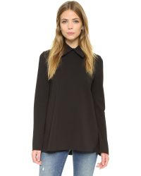 Camilla & Marc - Black Installation Blouse - Lyst