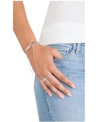 Luv Aj - Metallic The Crown Cuff Handpiece - Lyst