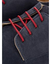 House Of Hounds - Blue House Of Hounds Tennison Derby Shoes for Men - Lyst