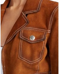 DSquared² - Brown Jacket - Lyst