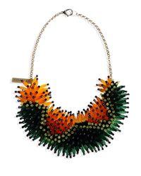 Ken Samudio - Green Necklace - Lyst