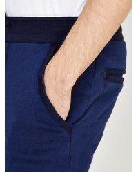 Blurhms - Blue New Standard Sweat Pant H.Navy for Men - Lyst