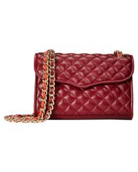Rebecca Minkoff | Metallic Quilted Mini Affair | Lyst