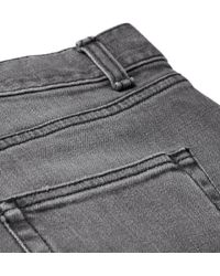 Saint Laurent - Gray Slim-Fit Washed-Denim 17.5Cm Jeans for Men - Lyst