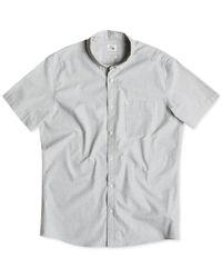Quiksilver | Green Wilsden Crosshatch Shirt for Men | Lyst