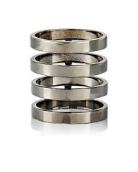Repossi - Metallic Berbere Cage Ring - Lyst