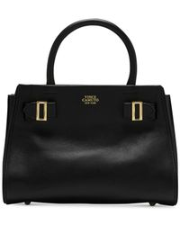Vince Camuto - Black Eli Small Satchel - Lyst