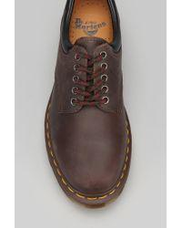 Dr. Martens - Brown 8053 5-Eye Shoe for Men - Lyst