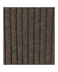 Marni - Natural Ribbed Wool Sweater - Lyst