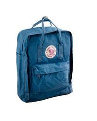 J.Crew | Blue Fjällräven® Classic Kanken Backpack for Men | Lyst