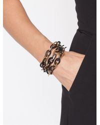 Ashley Pittman | Black 'tatu' Bracelet | Lyst