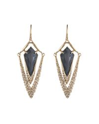 Alexis Bittar | Metallic Dangling Kite Wire Earring You Might Also Like | Lyst