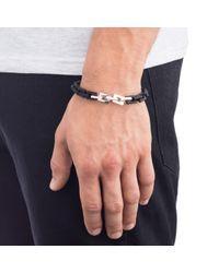 Lulu Frost - Black 75/25 Bracelet - Lyst