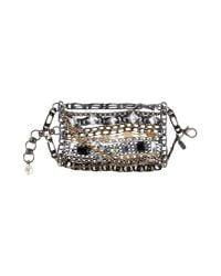 Vickisarge - Gray Bracelet - Lyst