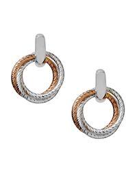 Links of London | Metallic Aurora Cluster Link Stud Earrings | Lyst