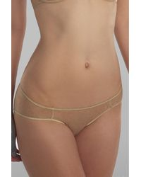 Natori - Natural Calais Bikini - Lyst