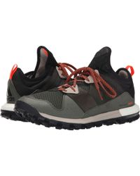 Adidas | Brown Response Trail Boost for Men | Lyst
