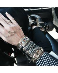 Jenny Bird - Metallic Hustle & Flow Bracelet - Lyst