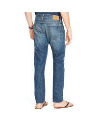 Polo Ralph Lauren | Blue Varick Slim Straight Jean for Men | Lyst