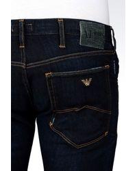 Armani Jeans | Blue Jeans for Men | Lyst