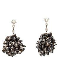 Jean-Francois Mimilla | Metallic Ball Cluster Earrings | Lyst