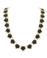 House of Harlow 1960 - Black Jewels Of Java Necklace - Lyst