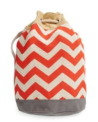 TOMS - Multicolor 'reef' Canvas Bucket Bag - Lyst